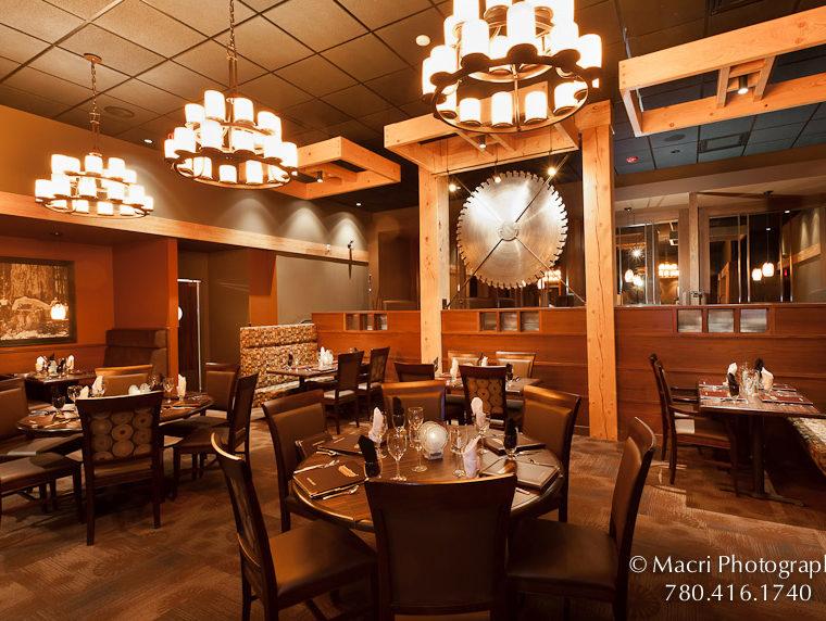 Steak House in Stony Plain | Sawmill Restaurant