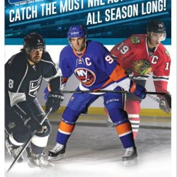 Catch The Most NHL Action Here All Season Long!