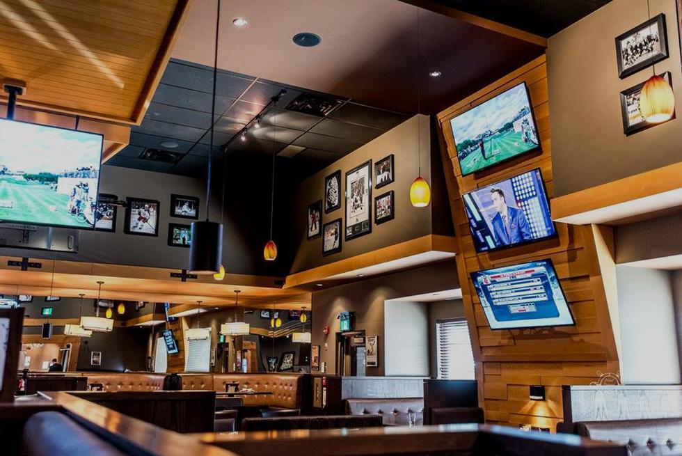 Sawmill Restaurant Lounge