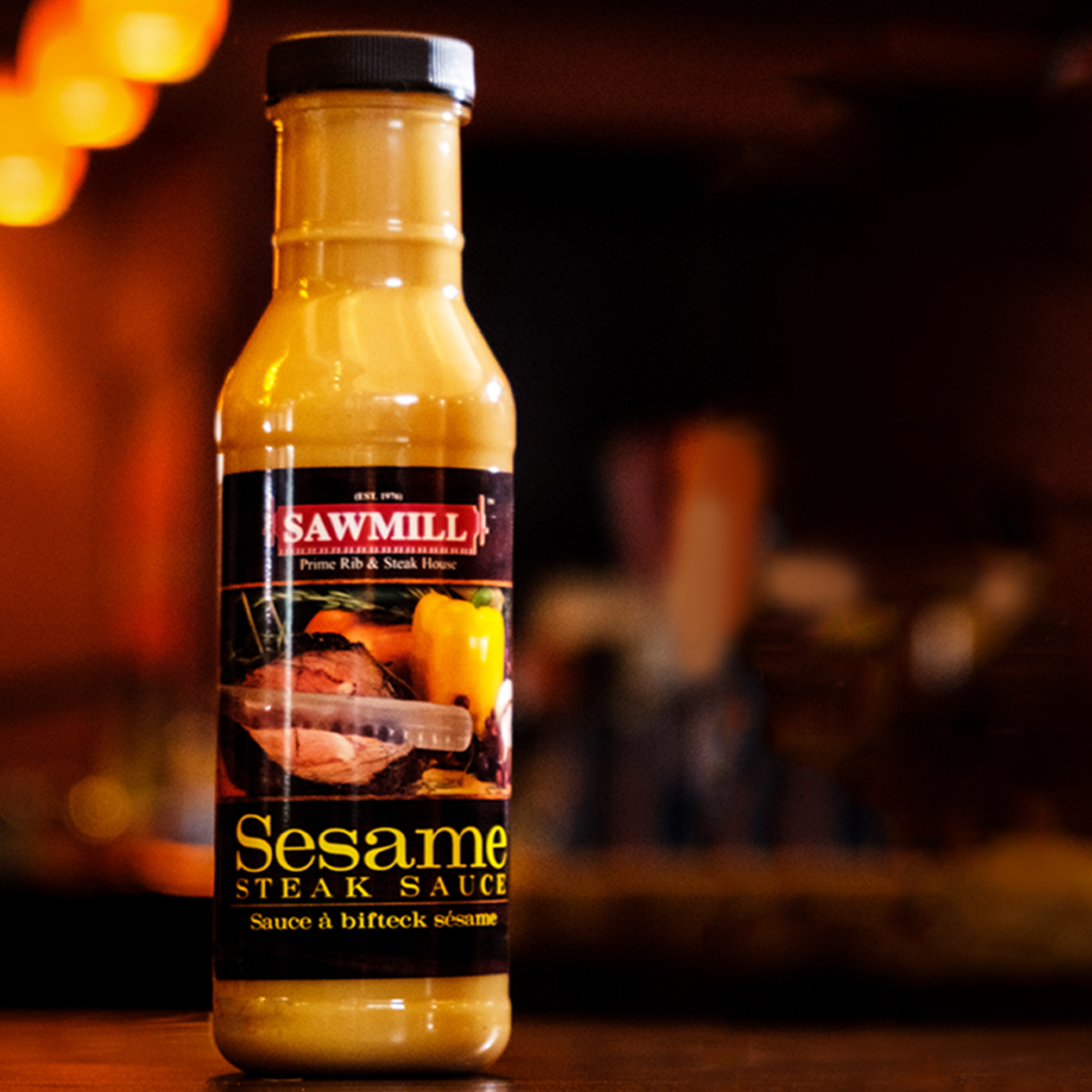 Free Appetizer with Purchase of Steak Sauce